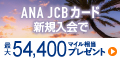 『ANA JCBカード<ソラチカカード>』